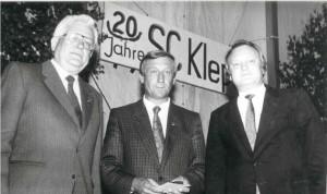 Vereinsgründer: Willi Beck, Siegfried Herrmann