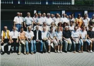 Vereinsmitglieder 2007 (40 Jubiläum)