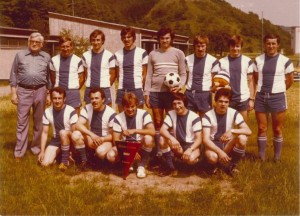 Meisterschafts-Mannschaft 1977
