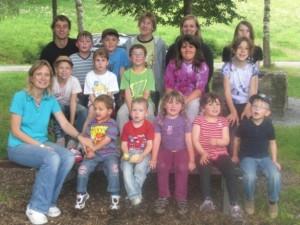Kinderturngruppe 2011