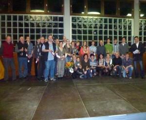Ehrenamtliche Helfer des Vereins 2011/2012