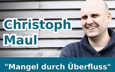 Kabarett mit Christoph Maul